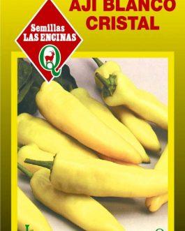 Semillas de Ají Cristal Blanco
