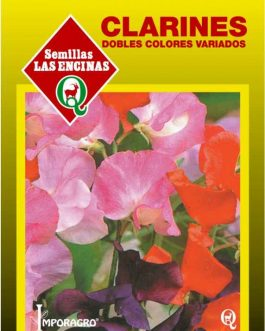 Semillas de Clarines Dobles Colores Variados