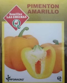 Semillas de Pimentón Amarillo
