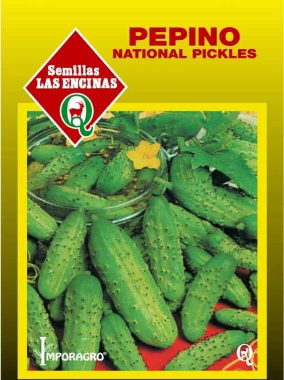 Pepino Natinal Pickles