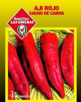 Semillas en sobre Aji Rojo CachoCabra 2