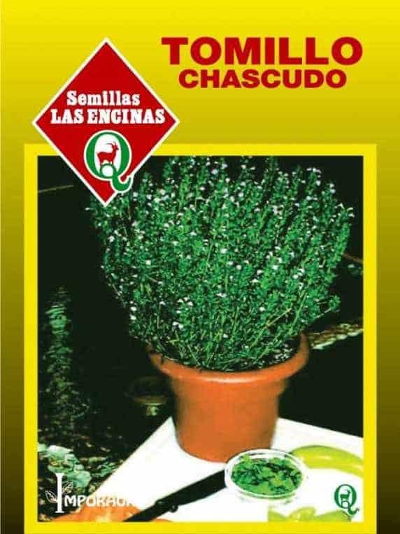 Tomillo Chascudo