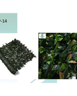 Enredadera Artificial Rp14  Photinia 1×1 Mts