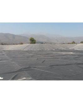 Geomembrana Hdpe 1 Mm Corte X Metro Lineal (7,5 Mts Ancho)