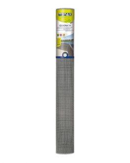 Malla Cerco Quadra Gris 10mm 0.50×5 Mts Jardin Y Proteccion