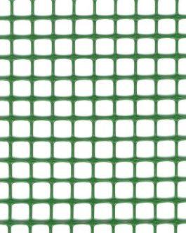 Malla Cerco Quadra Verde 10mm 1×5 Mts Jardin Y Proteccion