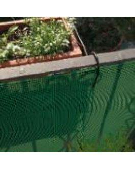 Malla Cerco Quadra Verde 5mm 1×50 Mts Jardin Y Proteccion