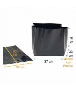 Bolsa Plástica para Almácigo y Plantas de 70×50 – 50 unidades