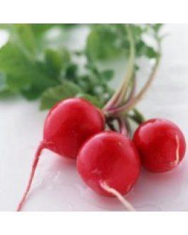 Rabanito Cherry Belle, Rojo Entero 500 Grs