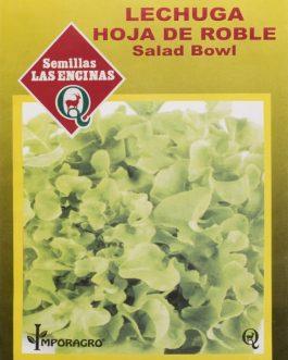 Semillas de Lechuga Hoja De Roble Salad Bowl