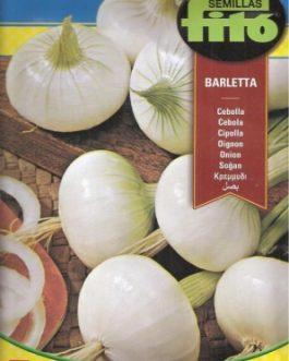 Semillas Fitó de Cebolla Barletta
