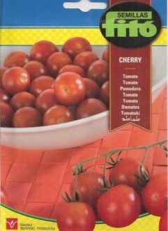 Semillas Fitó de Tomate Cherry