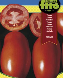 Semillas Fitó de Tomate Roma V.F.
