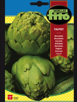 Semillas Fitó de alcachofa Talpiot