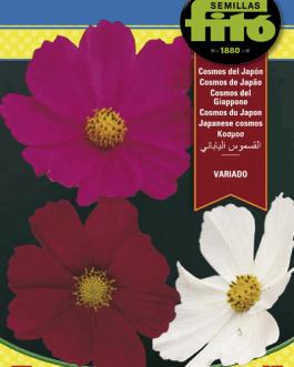 Semillas Fitó Cosmos del Japón Variado