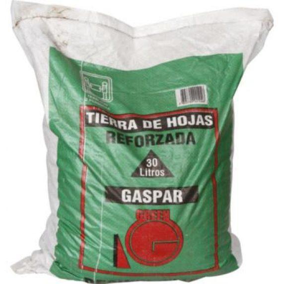 Tierra de Hoja Reforzada y Desinfectada de 30 Litros en Saco