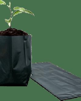 Bolsa Plástica para Almácigo y Plantas de 12x12 50 unidades