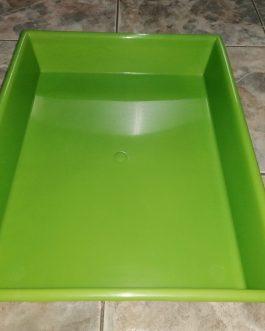 Bandeja Rectangular Multiuso 34X44 CM Verde