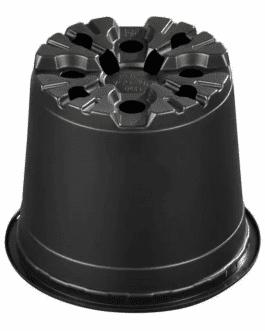 Macetero Termoformado 17×15 Color Negro VCH-17