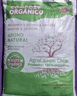 Compost Orgánico 25 Lts.