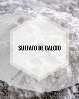 Fertilizante Sulfato Calcio 25 Kls