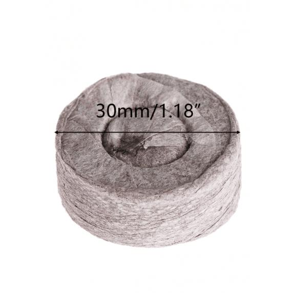 Disco de Germinación Jiffy de Turba 3 x 1.5 cm