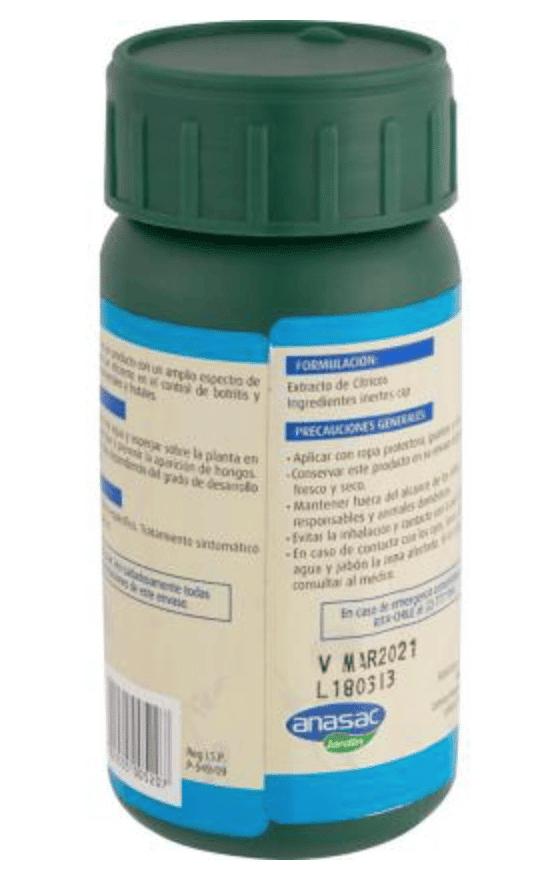Fungicida para Hongos Foliares Eco Opción 150 cc Huertos Alma