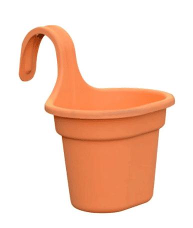 Jardinera Naranja Simple