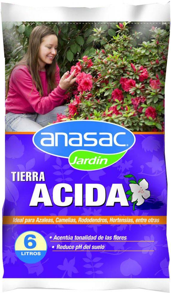 Tierra Acida Huertos Alma