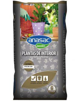 Sustrato Específico Plantas Interior 6 Litros