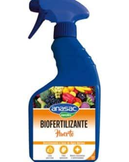 Biofertilizante Para Huerto Anasac Jardín Botella Con Gatillo 500 ml