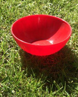 Macetero Bowl Chico color Rojo