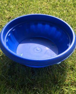 Macetero Floral color Azul 18x8cm