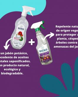 Pack Antiplagas – Horoi Plant y Chetak Jardín