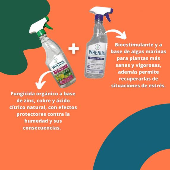 Pack Fuera Fungis - Prodetect Jardín Y Microlife Bio