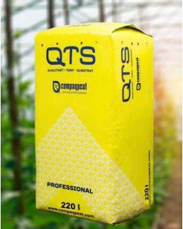 Turba CompaqPeat QTS 3 Profesional 220 Lts