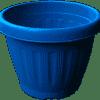 Macetero Azul