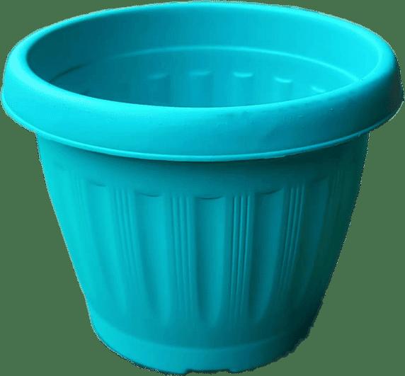 Macetero color Turquesa