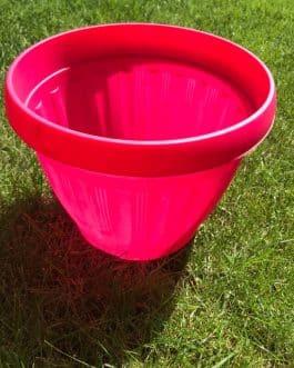 Macetero Grande de M-50 Color Rosado