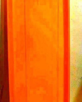 Plato Para Jardinera PJR-60 Color Naranjo