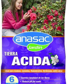 Tierra Acida 6 Litros