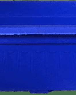 Jardinera Mini Azul
