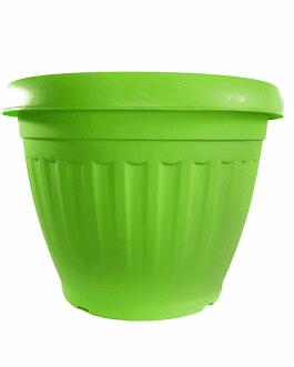 Macetero Grande de M-50 Color Verde