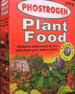 Fertilizante Phostrogen Plant Food 250 Grs