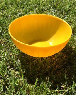 Macetero Bowl Chico color Amarillo