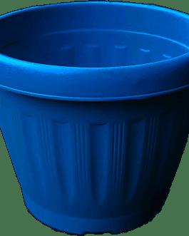 Macetero Grande de M-50 Color Azul